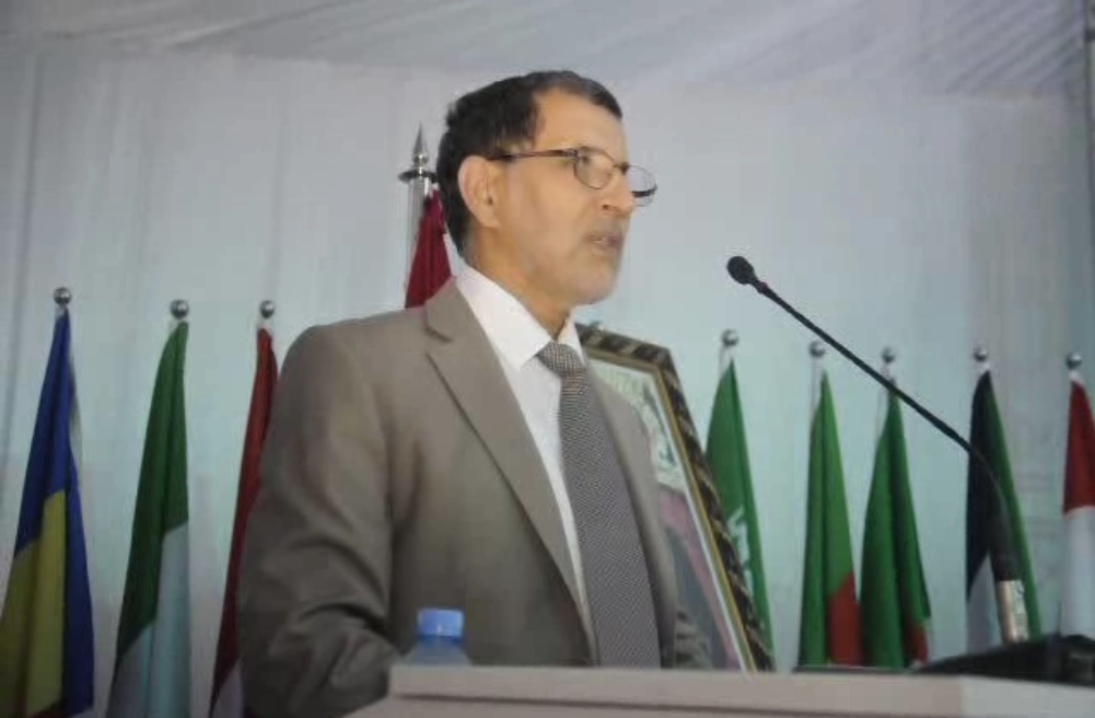 كلمة افتتاح المؤتمر بالحسيمة من رئيس الحكومة ...