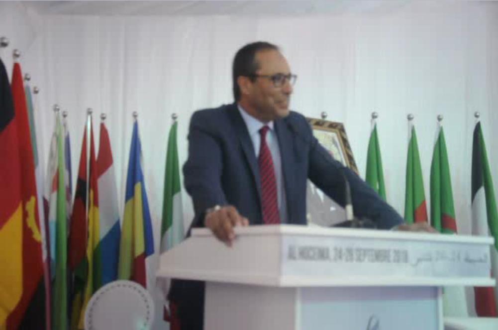 مقتطف من كلمة اختتام المؤتمر من طرف الوزيز عبدالقادر عمارة .