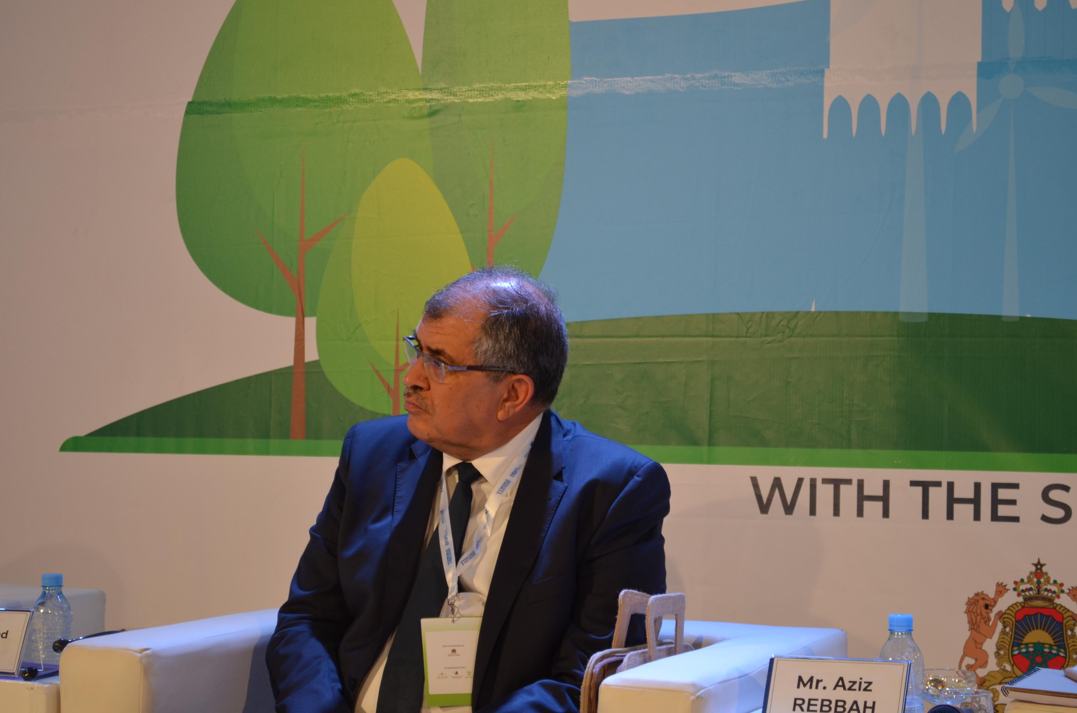 كلمة ترحيبية من عبد الصمد سكال في المنتدى العالمي للجهات : الدورة 11