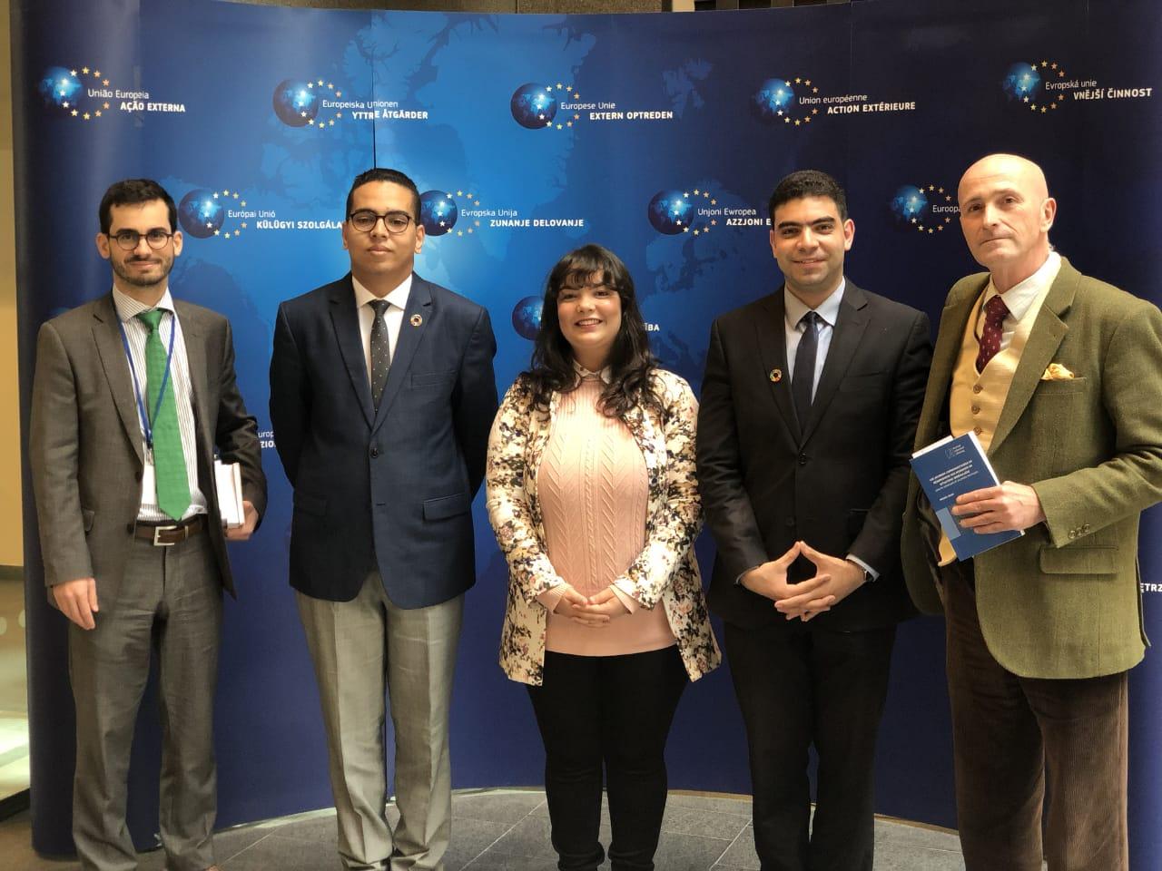 شباب التنمية المستدامة ببروكسيل يدعم التعاون المؤساساتي بين المغرب و الإتحاد الأوروبي